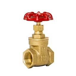 Brass Gate Valve - Inch / Imperial