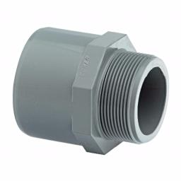 ABS Adaptor Female Plain / Male Plain / Male Threaded
