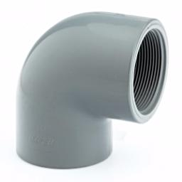 ABS 90 Degree Elbow Plain / Threaded