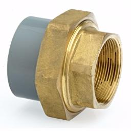 ABS Composite Union - Female Brass