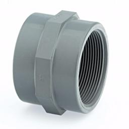 ABS Socket Threaded Imperial Inch