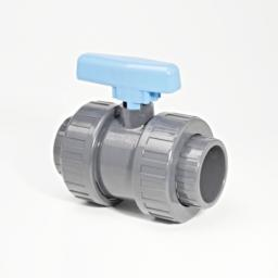 ABS Standard Ball Valve - Double Union - Inch / Imperial