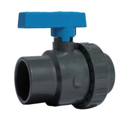 Standard Ball Valve - Single Union - PTFE Seat - EPDM Seat - Threaded Ends