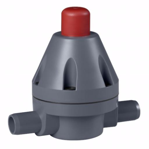 Pressure Reducing Valve - Metric Spigot Ends - EPDM Diaphragm