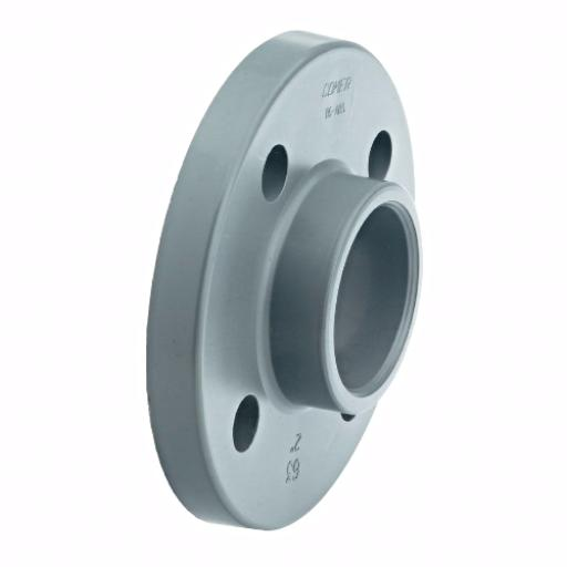 ABS Full Face Flange Plain NP10 / PN16 - Imperial - All sizes
