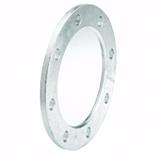 Galvanised Mild Steel Backing Ring - BS4504 NP10/16