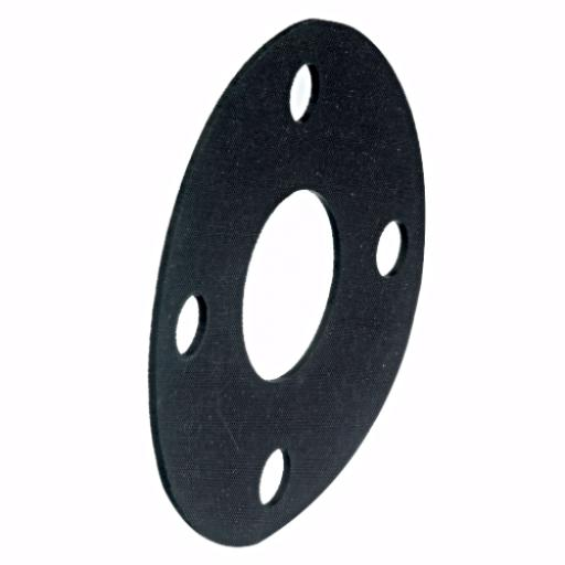 EPDM Full Face Gasket - BS4504 NP10/16 Imperial