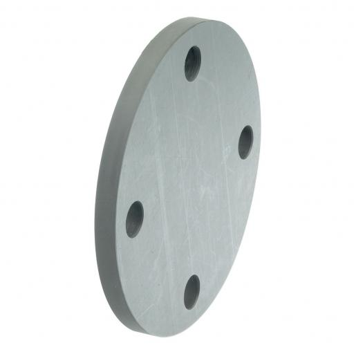 ABS Blank Flange Tables D & E - Imperial - All sizes
