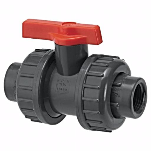 Laboratory Ball Valve - Threaded Ends