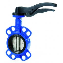 Ductile Iron Butterfly Valve - EPDM Liner