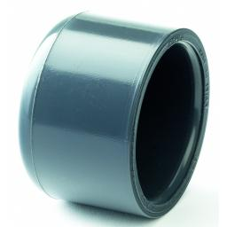 PVC Plain Cap Metric