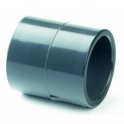 PVC Metric Plain Socket